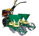 Equipment for motor cultivators