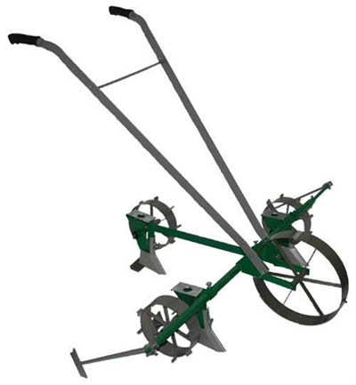 Hand vegetable seeder SORL-3/1 (VPS27/1-10/4)
